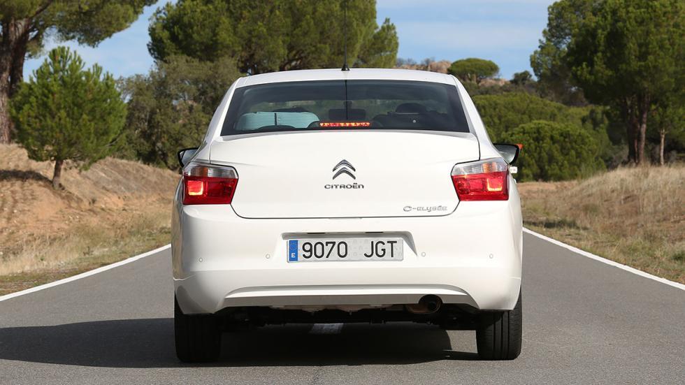 Citroën C-Elysee trasera