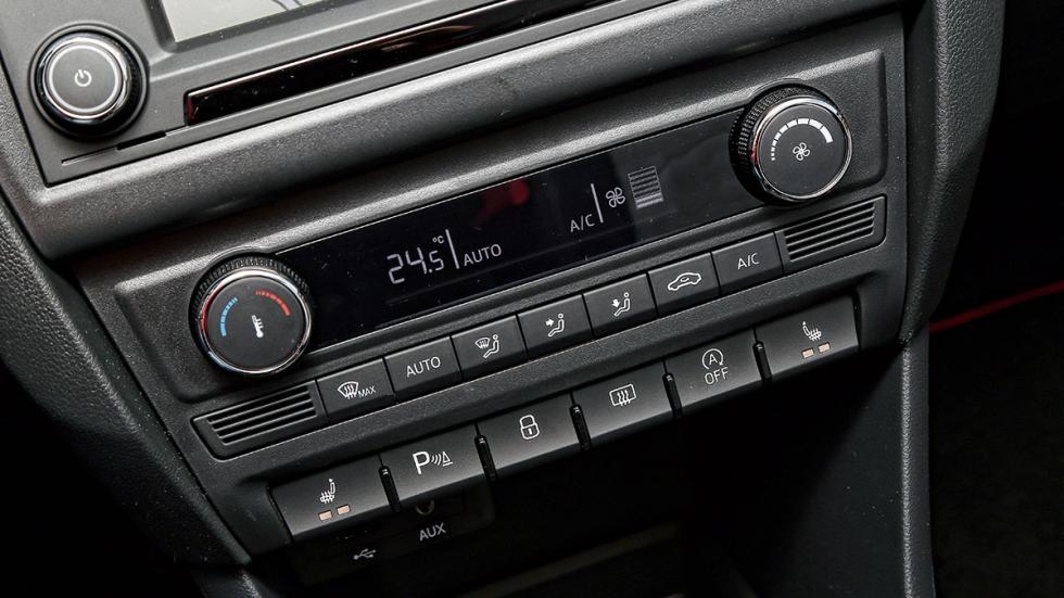 Seat Toledo botones