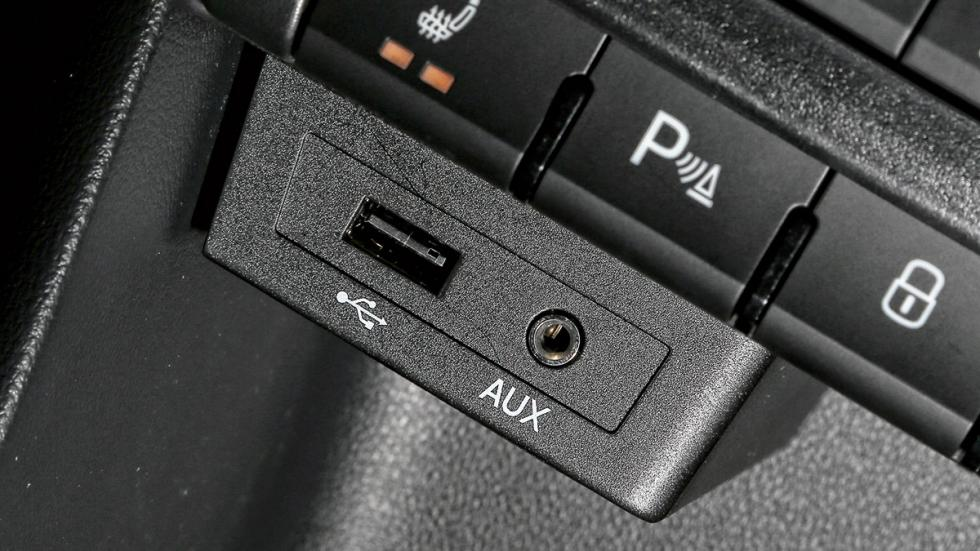 Seat Toledo puerto USB