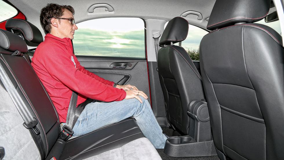 Seat Toledo asientos traseros