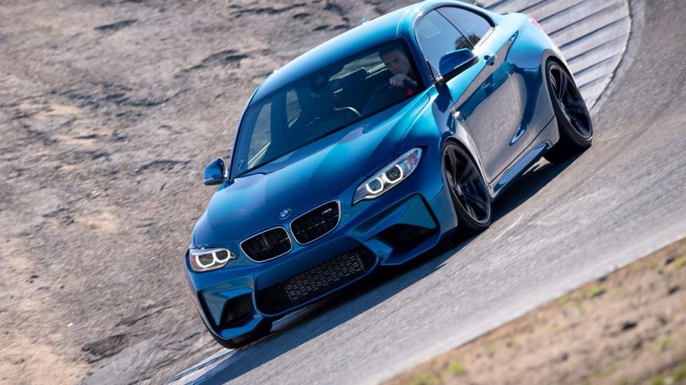 Prueba: BMW M2. FRONTAL