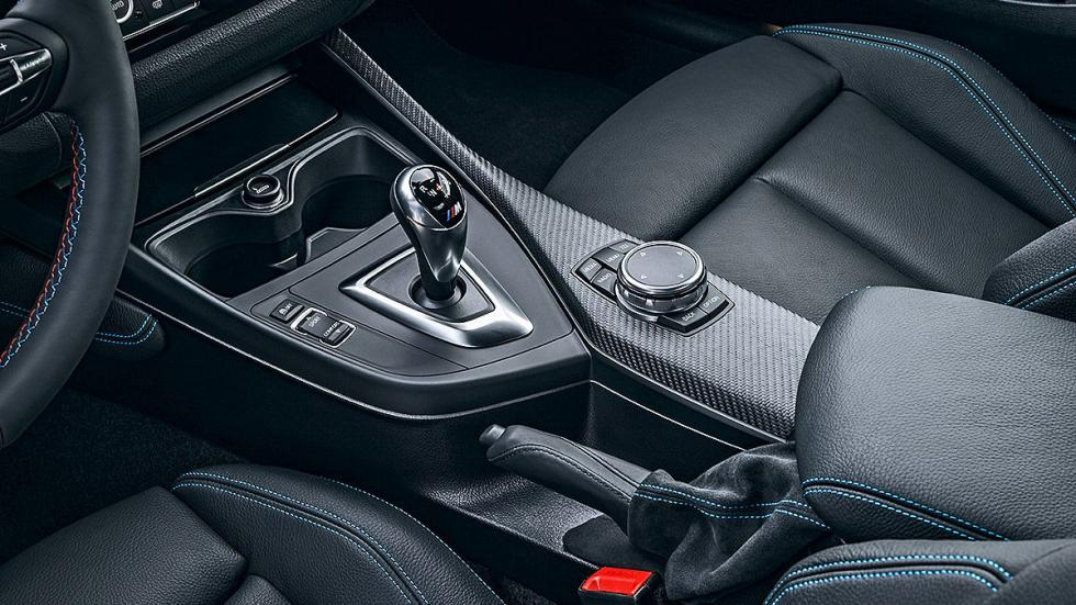Prueba: BMW M2. DETALLE