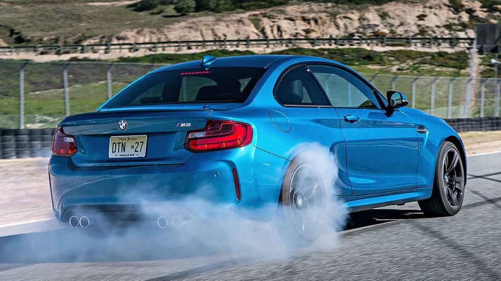 Prueba: BMW M2. ZAGA