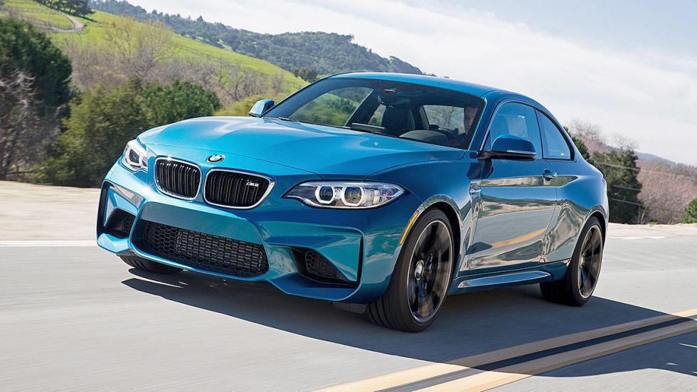 Prueba: BMW M2. CARRETERA