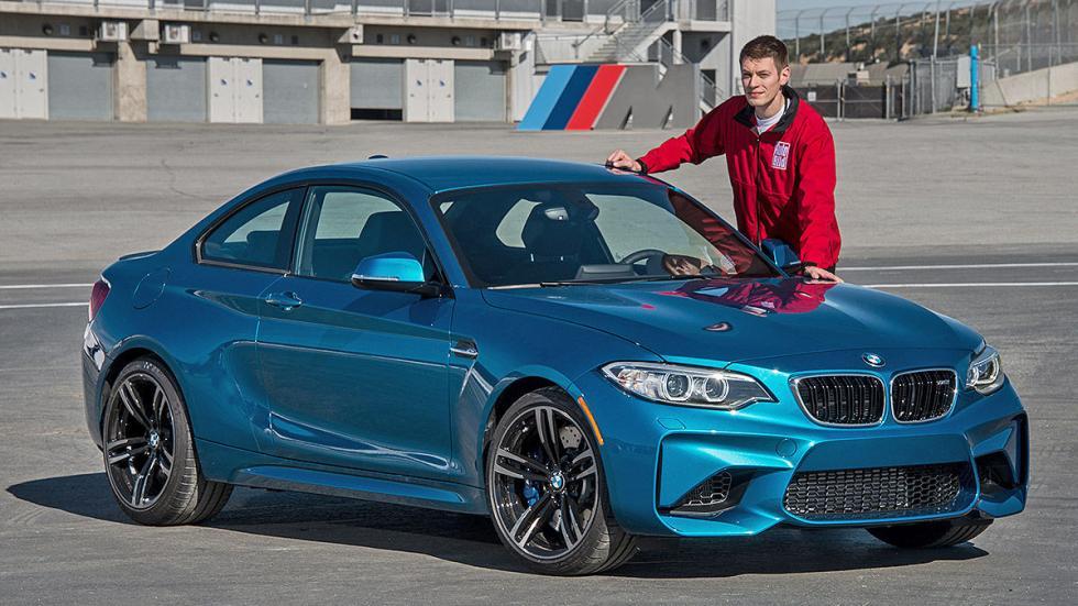 Prueba: BMW M2. PERIODISTA