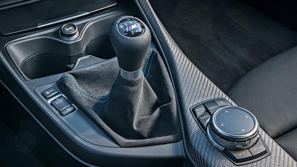 Prueba: BMW M2. POMO