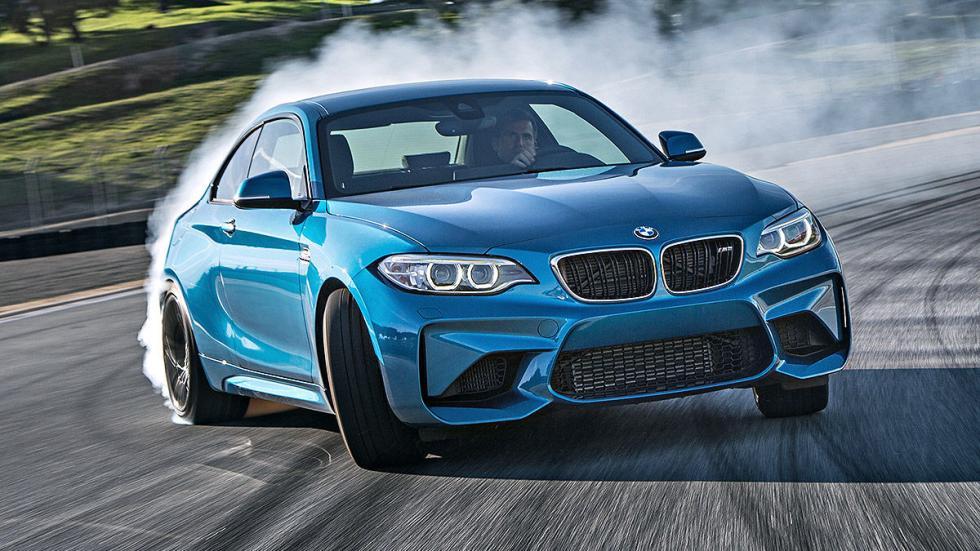 Prueba: BMW M2. DRIFT