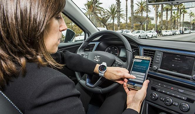 Seat, Samsung y SAP, unidos para el coche conectado del futuro 4