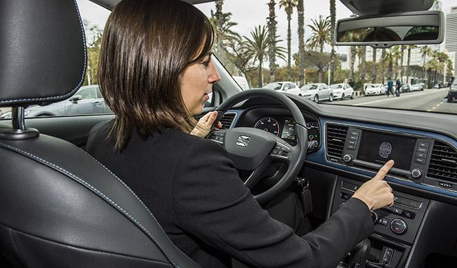 Seat, Samsung y SAP, unidos para el coche conectado del futuro 5