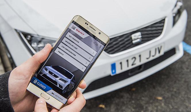 Seat, Samsung y SAP, unidos para el coche conectado del futuro 6