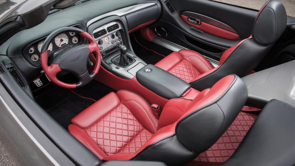 Aston Martin DB AR1 Zagato interior