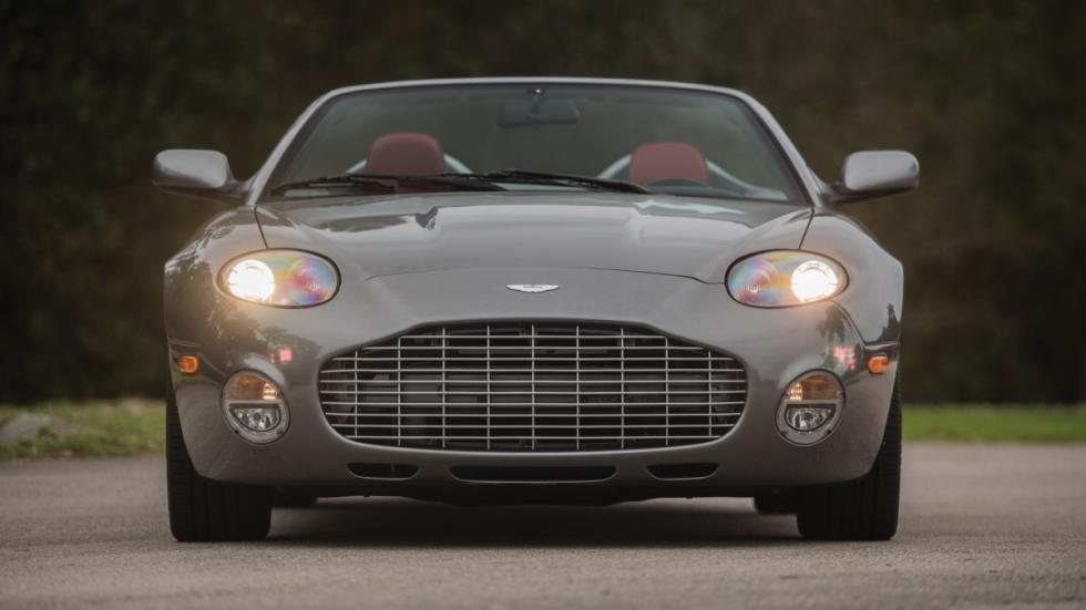 delantera Aston Martin DB AR1