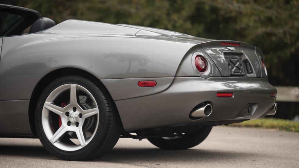 Aston Martin DB AR1 zaga