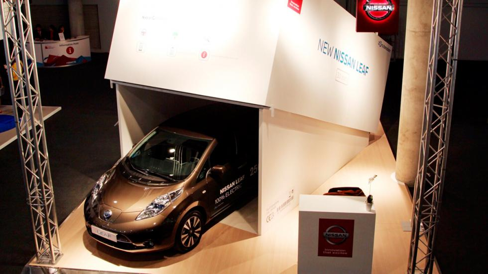 Nissan Leaf World Mobile Congress 2016 2