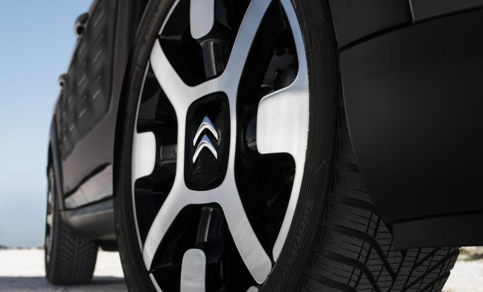 Citroën C4 Cactus Rip Curl detalle