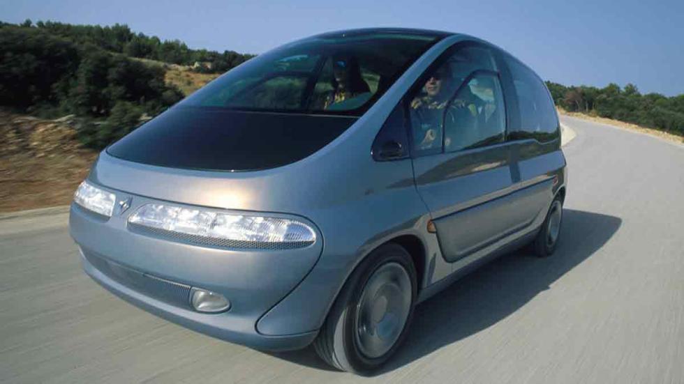 Concept del Renault Scenic de 1991
