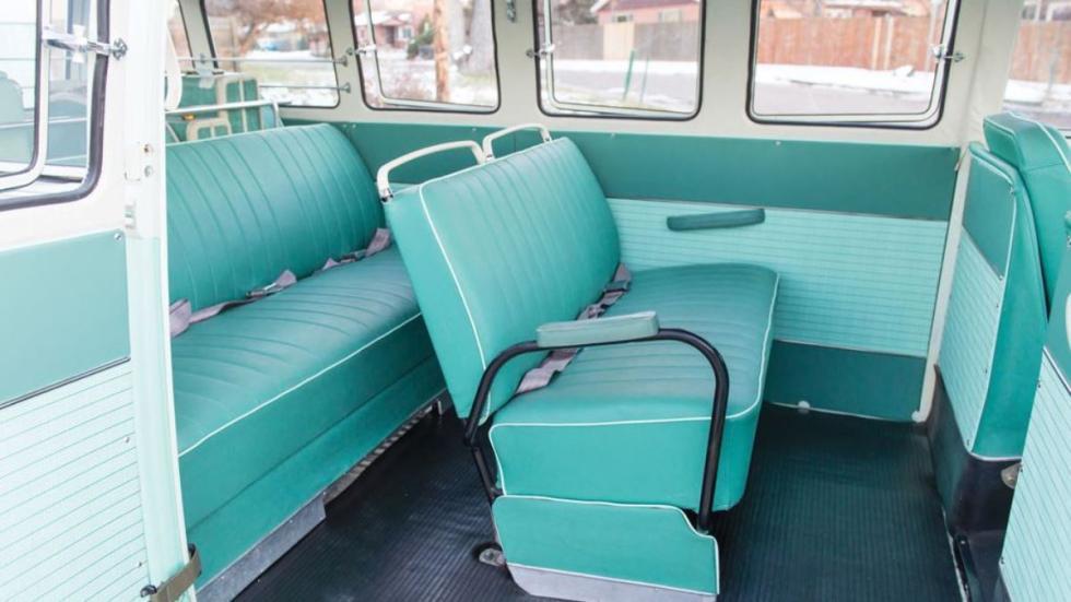 Subasta Volkswagen Type2 Microbus 1963