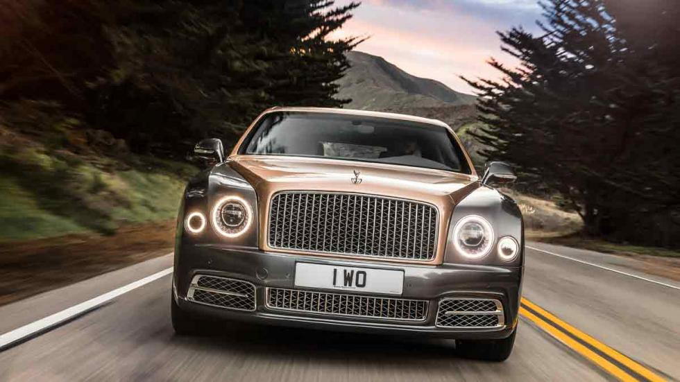 Nuevo Bentley Mulsanne morro