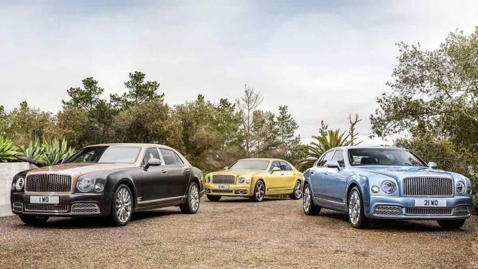 Nuevo Bentley Mulsanne