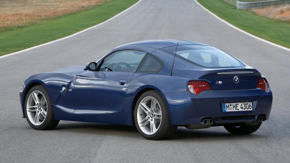BMW Z4 M Coupé zaga