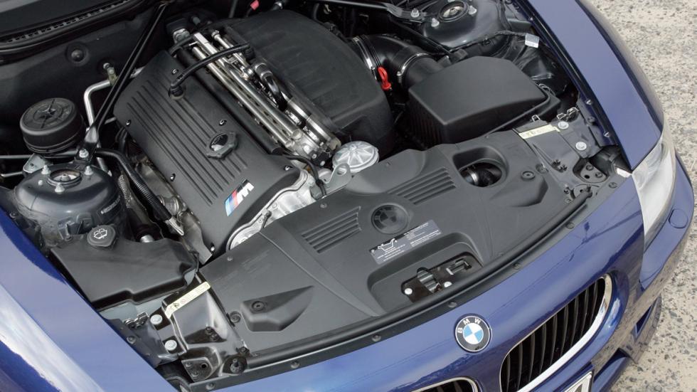 BMW Z4 M Coupé motor