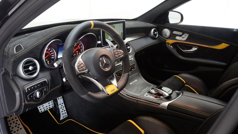 Brabus 650 interior