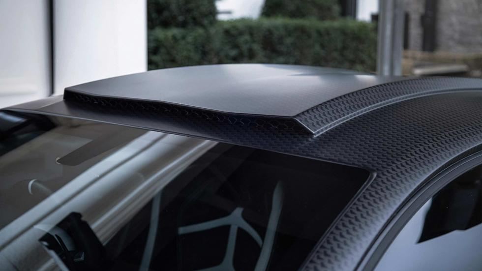 detalles del Aventador Superveloce J.S 1 Edition