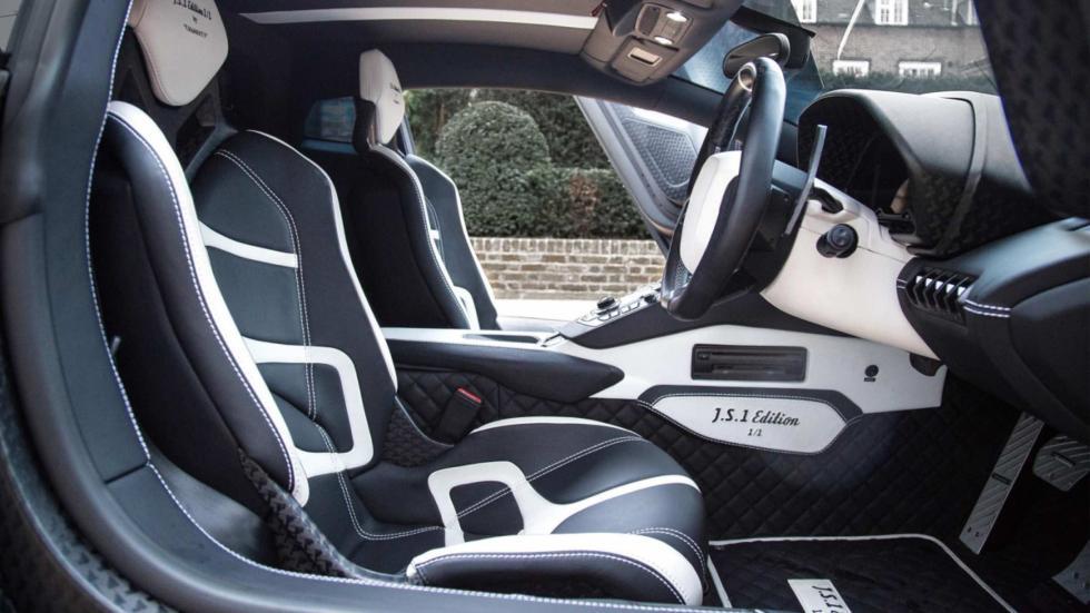 asientos Aventador Superveloce J.S 1 Edition