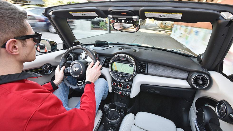 Mini Cooper S Cabrio redactor