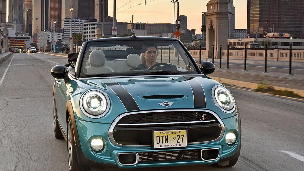 Mini Cooper S Cabrio morro