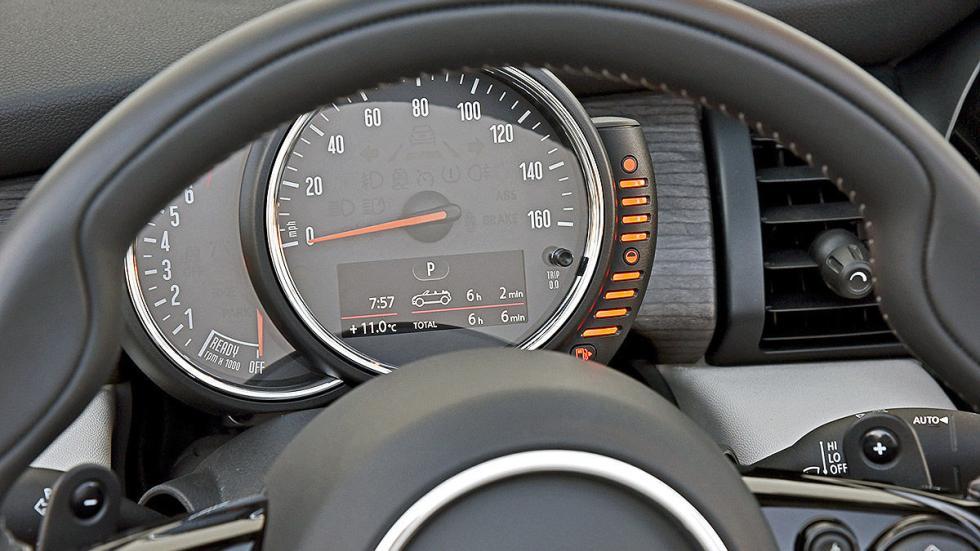 Mini Cooper S Cabrio relojes