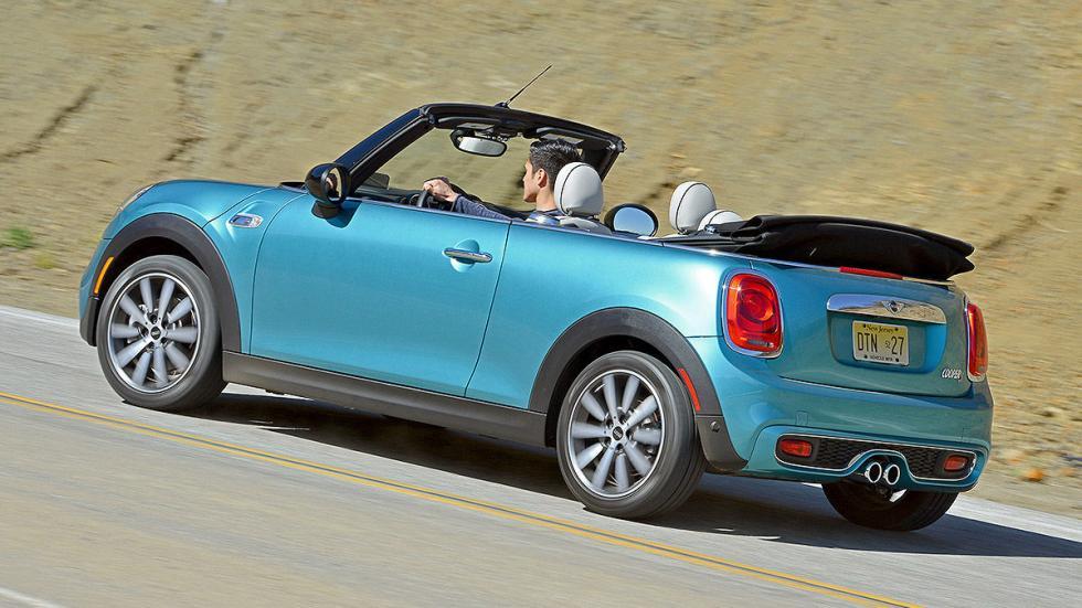 Mini Cooper S Cabrio lateral