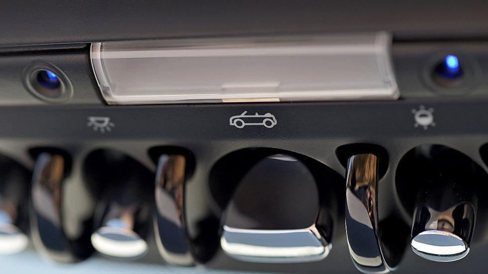 Mini Cooper S Cabrio botones
