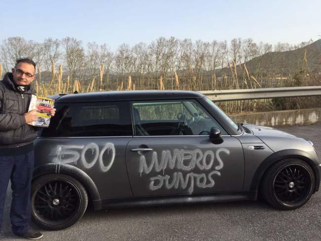 Concurso 500 números Auto Bild