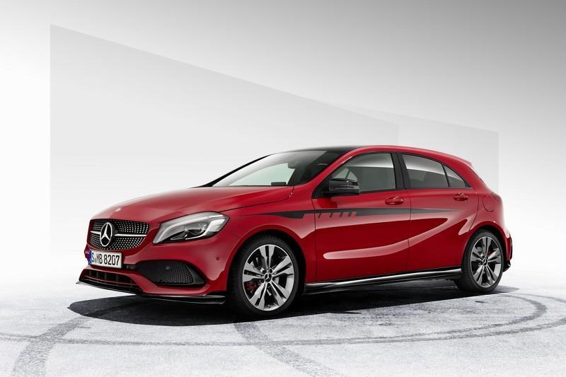 Nuevo kit AMG para el Mercedes Clase A: delantera