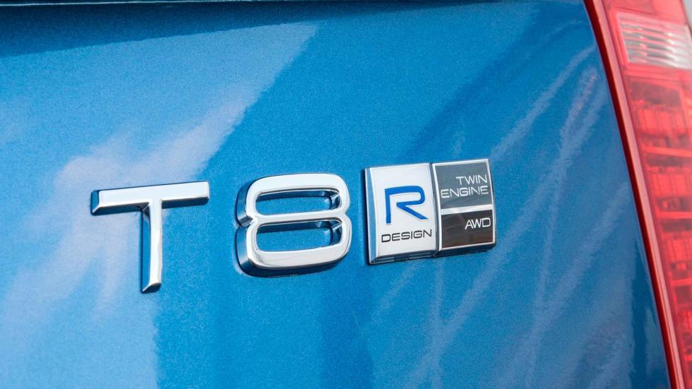 volvo xc90 t8 logo