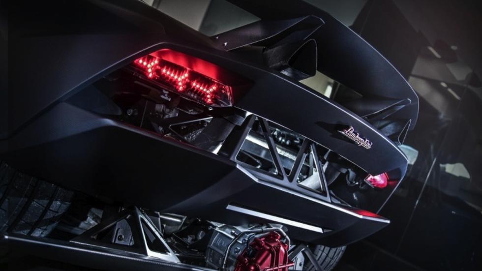 Lamborghini Sesto Elemento Hong Kong trasera