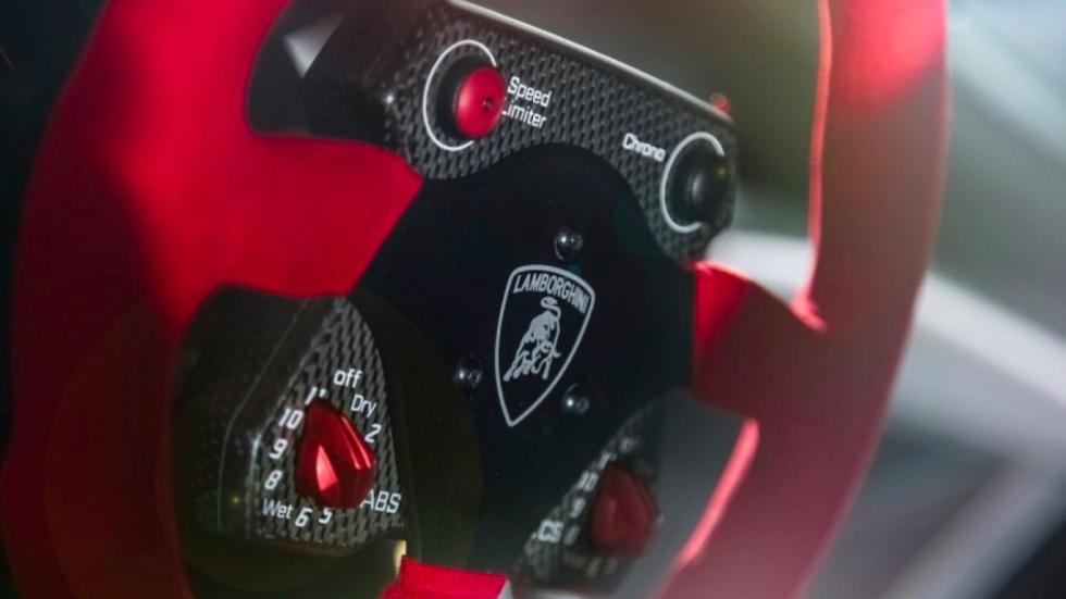Lamborghini Sesto Elemento Hong Kong volante