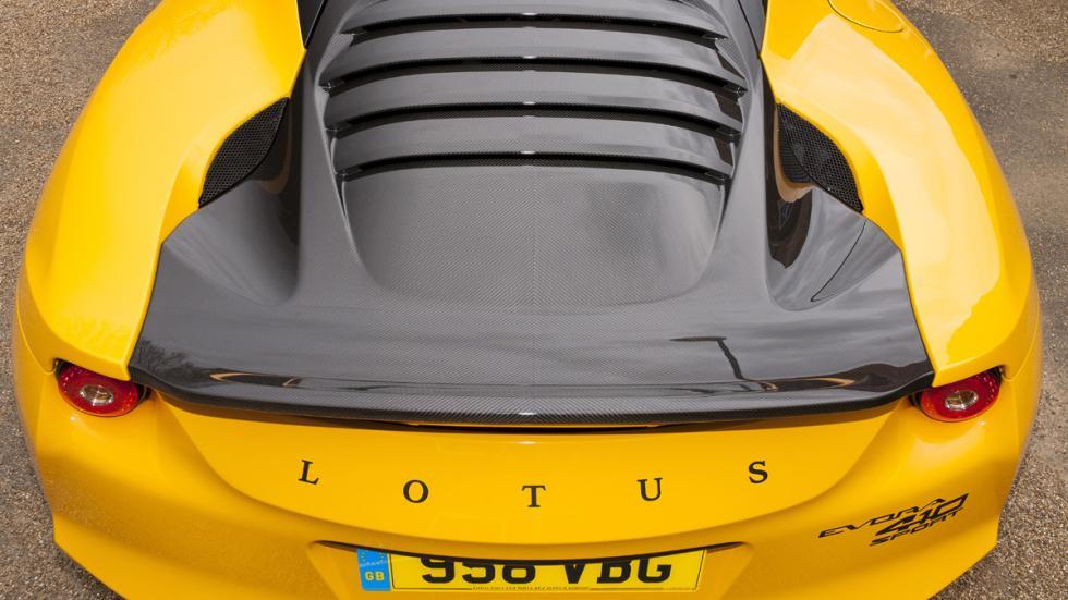 Lotus Evora Sport 410 trasera
