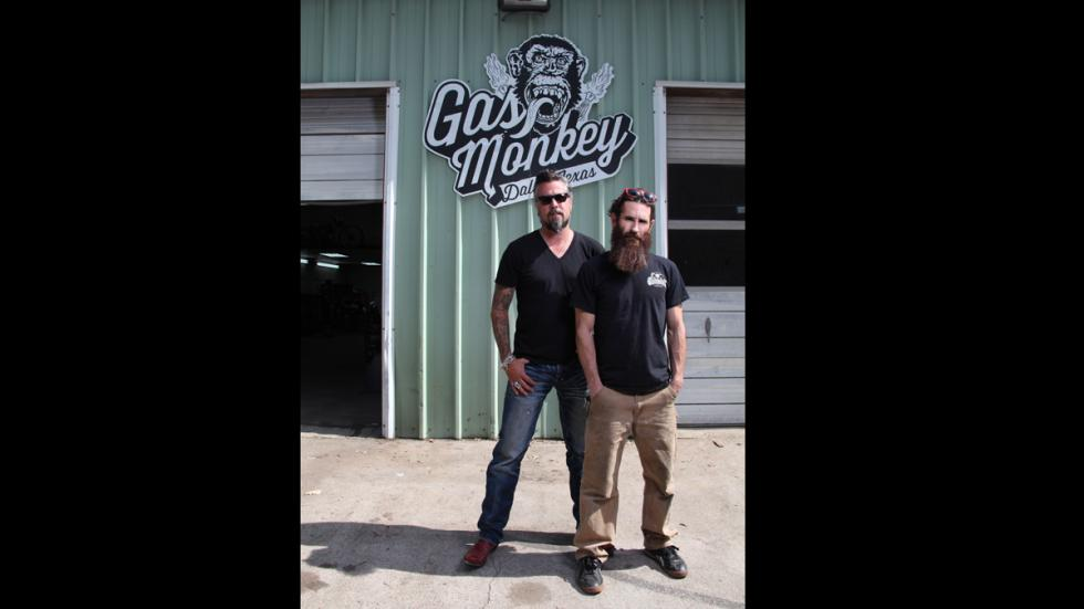 gas monkey garage batalla motor