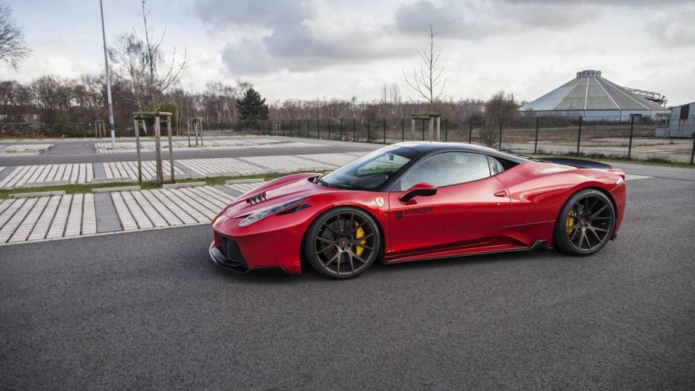 Ferrari 458 Italia Prior Design