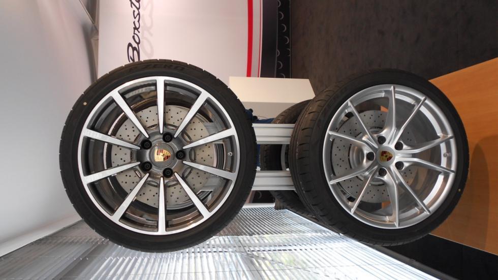 Presentación técnica del Porsche 718 Boxster