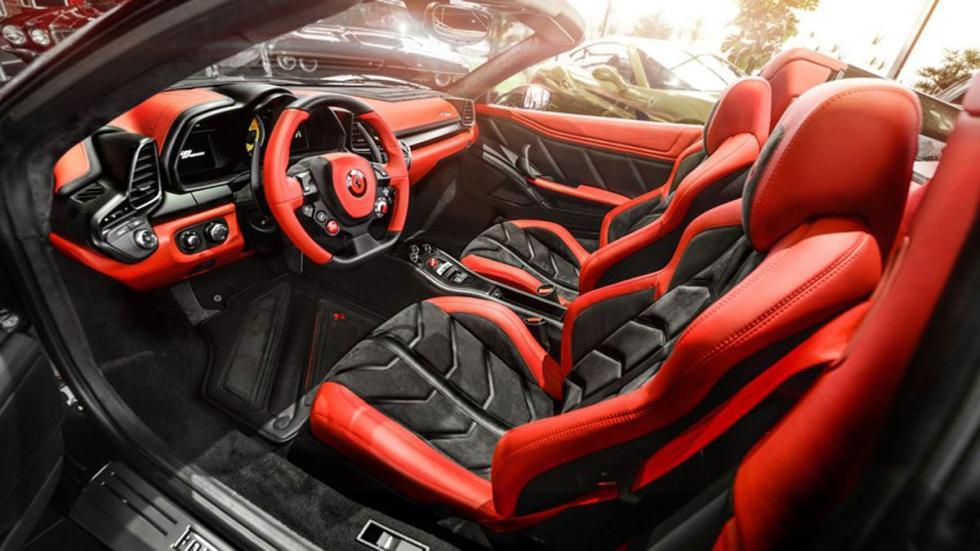 Ferrari 458 by Carles Design