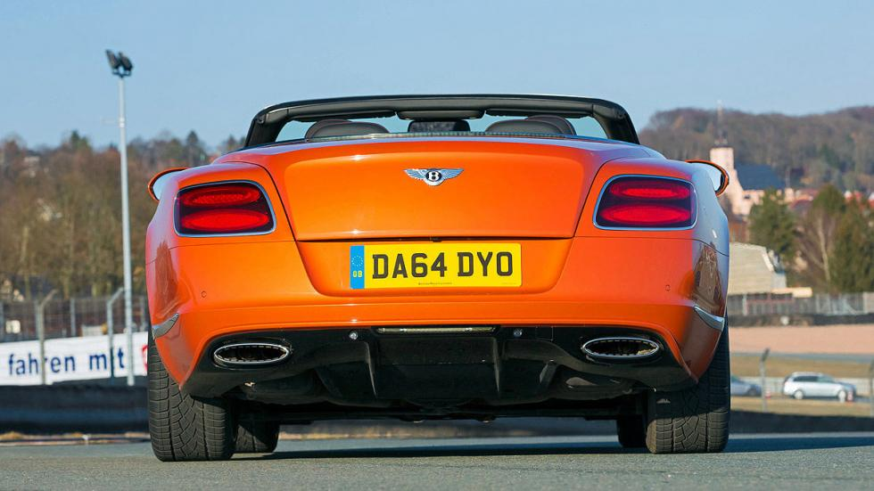 Bentley Continental GT Speed/Caterham Seven 16 8