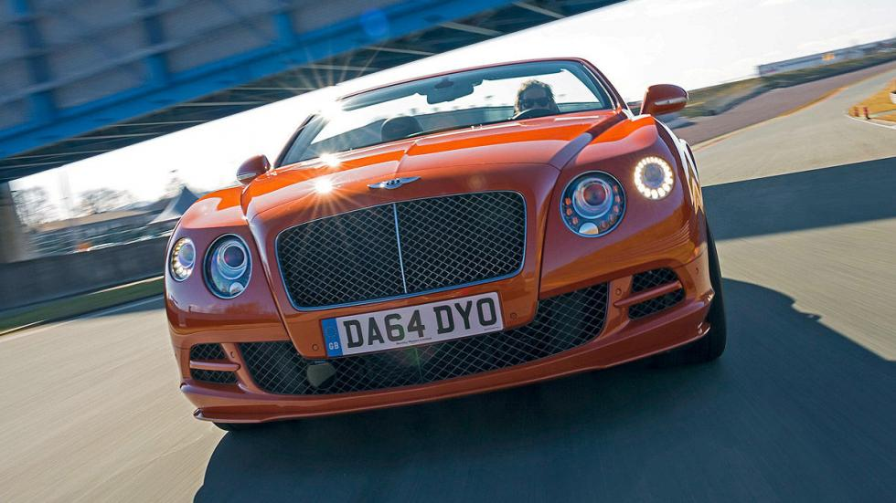 Bentley Continental GT Speed/Caterham Seven 16 15