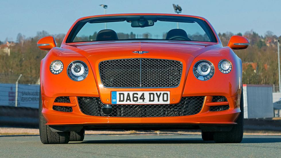 Bentley Continental GT Speed/Caterham Seven 16 23