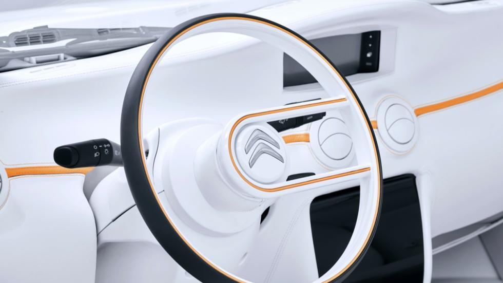 Citroën E-Mehari by Courrèges volante