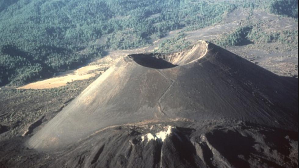 volcan puricutin mexico