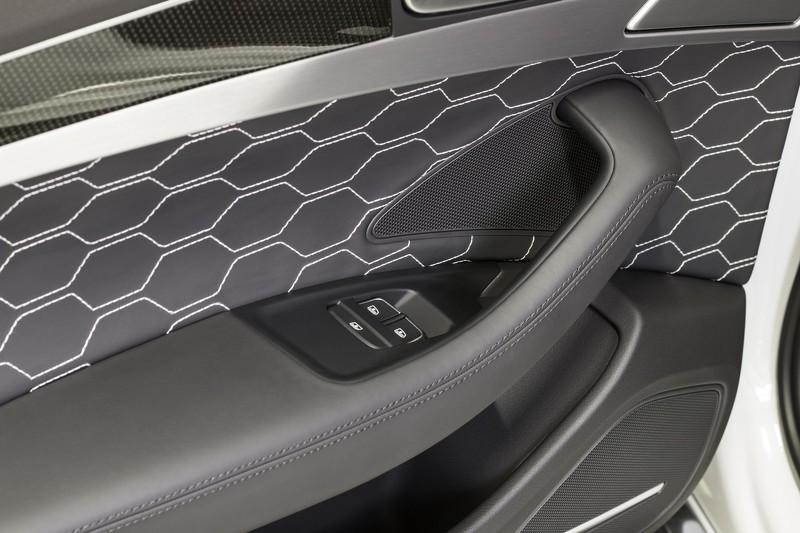 Audi S8 Talladega R by MTM: interior
