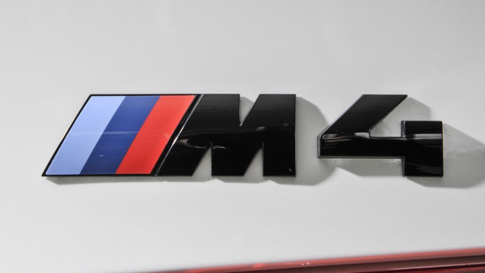 BMW M4 Paquete de Competición logo
